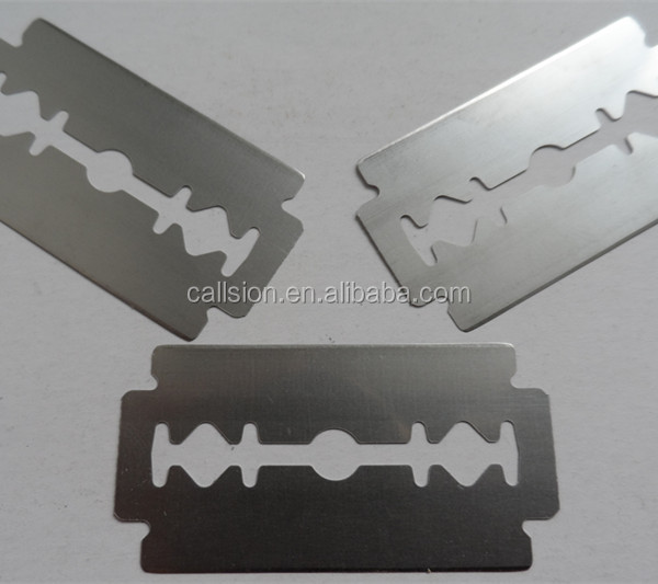High quality OEM stainless steel double edge razor blade
