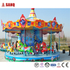 Amusment Merry Go Around Rides Carousel Horse Outdoor Christmas Carousel Decoration