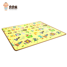 Eco-Friendly high elastic anti noise washable play mats