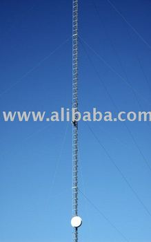 Communication Tower Guyed 40 to 300 Feet
