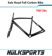Max 700*28c carbon road bicycle frame 11-speed oem carbon road bike frames with fork sale road full carbon bike