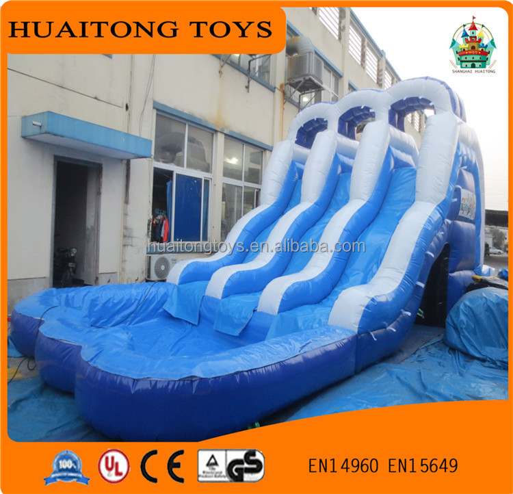 Hot Sale Giant Inflatable Water Slide Exciting Slide For Amusement Park For Sale