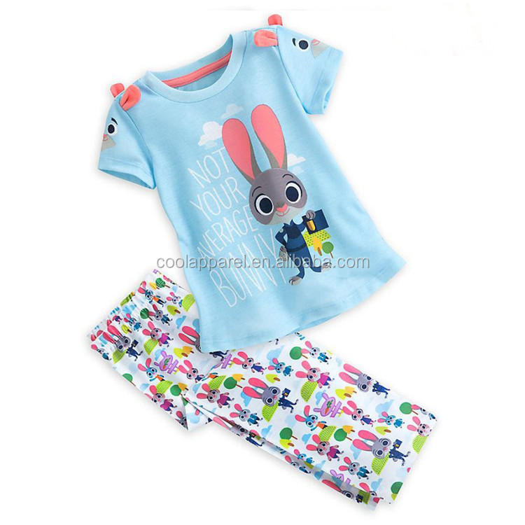 2017 new arrival children sets western cheap wholesale clothing sets children