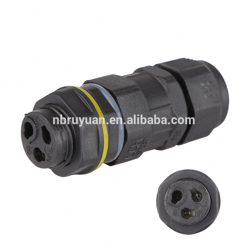 New waterproof harting connector
