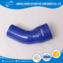 silicon rubber reinforced hose elbow silicone hose for Replacement of all factory rubber parts