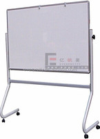 White Board with Wheels, School Classroom Writing Magnetic Smart Boards with Smart Pens