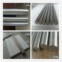 Tungsten rod for industrial