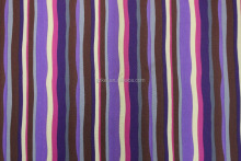 stripe printed fabric digital print silk fabric wholesale best on the market