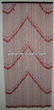 Simple Design Decorative Bamboo Beads Curtains Roller Blind