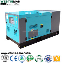 Industry Power plant Dynamo 1375KVA 1100KW Silent Container Type MITSUBISHI Electric Diesel Generator price