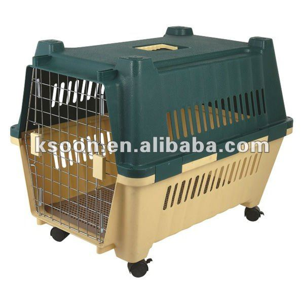 2012 Dog Aviation Box/ Pet Travel Carrier/ Dog Cages with Aviation Net