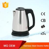 Stainless steel save energy electric kettle for Hotel water boiled