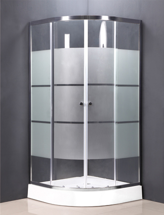 New design shower stall shower screens over bath