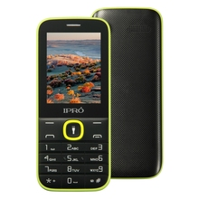 Factory made IPRO I324F 2.4 inch feature phones 2g low end shenzhen mobile phone 1000 mAh Torch for Lationamerica