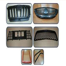 Car Front Bumper Rear Bumpers / custom Plastic Automobile Bumper Injection Mold And Plastic Injection Part Manufacturing