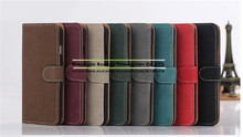 Wallet Flip Leather Case Magnetic Card Holder Flip Cover for Samsung Galaxy S4 i9500
