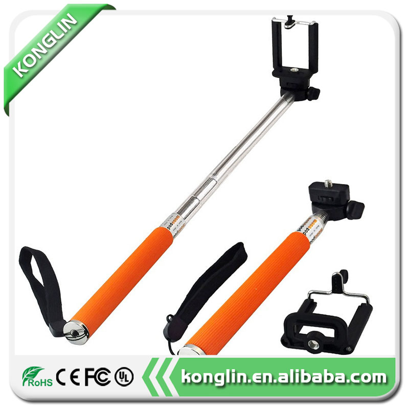 Brand new automated selfie stick,bluetooth selfie stick,with great price