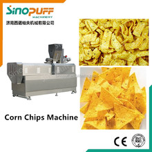 Sinopuff Hot Sale Tortilla Chips Snack Making Machine