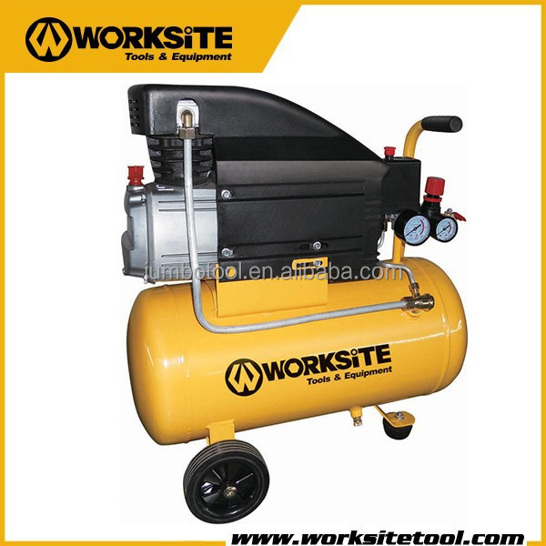 Industrial 2HPx25L Portable Centrifugal Air Compressor