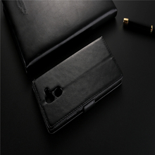 For Huawei Honor Enjoy 7 plus mobile phone leather with card slot