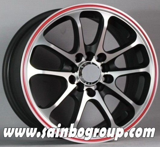 Universal steel wheels rim 5x112, car alloy wheel rim 16'' 17'' 18'' 19'', wheel rims for sale