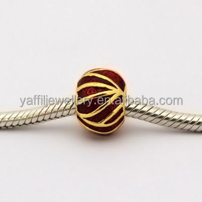 easter egg beads,enamel bracelet beads,bracelet beads wholesale