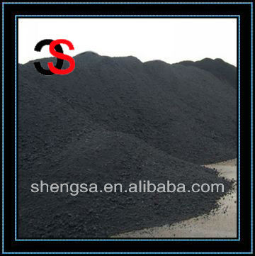 high carbon low sulphur calcined petrolem coke/CPC with competitive price