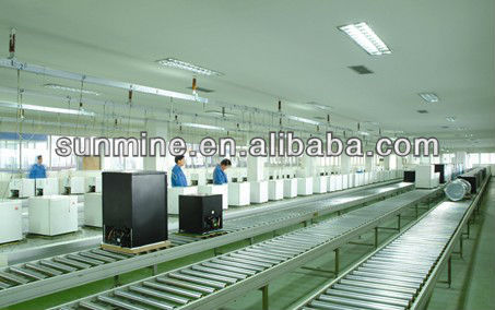 Full/ Semi automatic Refrigerator vacuum/testing assembly production manufacturing line