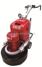 R860-3 CE approved heavy duty concrete concrete grinders and polishers foor grinding machine