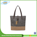 Standard size canvas tote bag wholesale