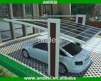 Outdoor Used Cantilever Carport For Sale