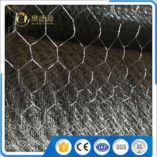 anping galvanized hexagonal chicken metal wire flexible metal mesh fabric