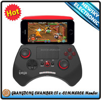 2014 new style Ipega factory bluetooth gamepad for ipad mini/IOS and android smartphone/tablet pc
