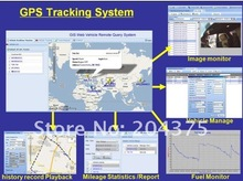 gps vehicle tracking server software with technology support