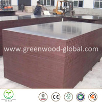 15mm Waterproof Film Faced Formwork Plywood with Excellent Quality