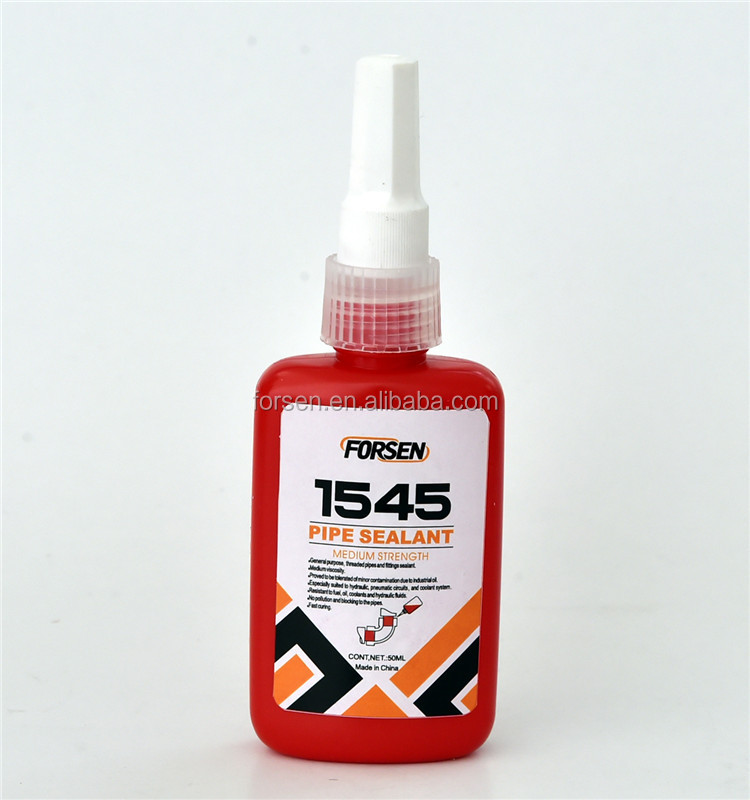 Pipe sealant FS1545 Middle Intensity 50ml anaerobic <strong>adhesive</strong>