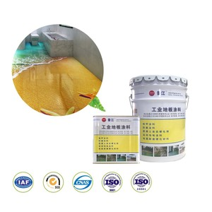 Highly Antifouling Dirt Repellent Liquid Flooring 3d Epoxy Resin Coating