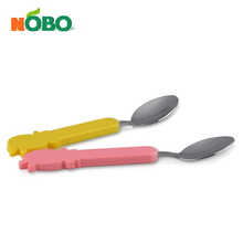 NEW colorful children top choice spoon used china dinnerware
