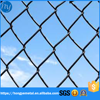 New Style Good Quality Black Vinyl Chain Link Fence/Fence Panels Garden Chain Link