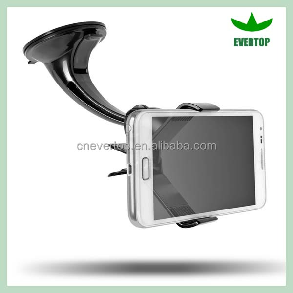 TS-VPH04 Stable windshield mobile phone holder durable car mobile phone holder for iphone 6s mobile phone holder car