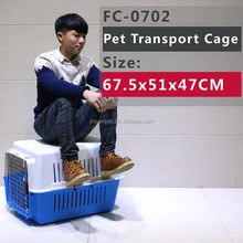 Free crate tray dog Flight Carrier /cage/ house for FC-0702