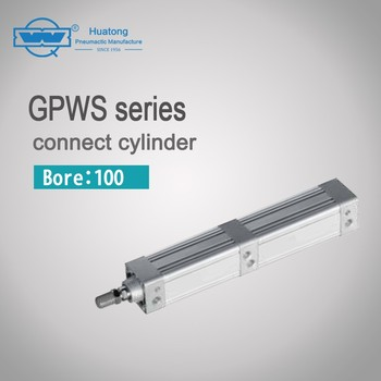 GPWS series 100 double action pneumtic air cylinder