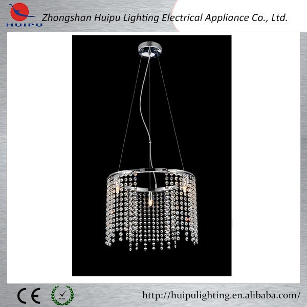 2014 Hot sale modern crystal pendant lamp alibaba China supplies
