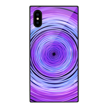 2018 colorful printing tempered glass new phone case for iphone x 8 7 6 plus