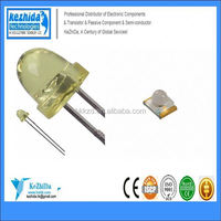 prices of high quality IC HLMP-6300-F0021 LED DOME GAP HER YOKE