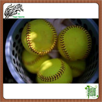 Slowpitch softballs 12 inch high quality Fastpitch Slowpitch softballs