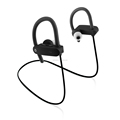 Sport Style Earphone/ Headset Bluetooth Stereo With Ear hook And Waterproof IPX7 RU10--Sharon