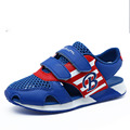 Kids walking outdoor breathable shoes
