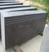 High quality natural Chinese blue limestone coping stones for walls