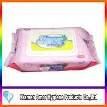Skin care promotional facial tissue